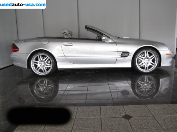 Car Market in USA - For Sale 2005  Mercedes Sl