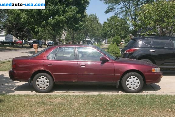 For sale 1996 passenger car toyota camry hanover park for 1996 toyota camry power window problems