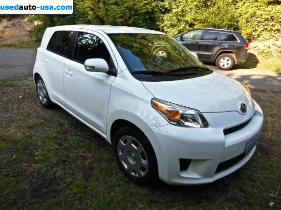 Car Market in USA - For Sale 2011  Scion xD