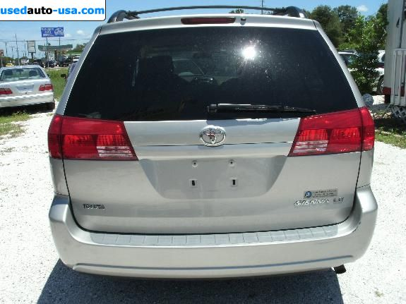 for sale 2005 bus minibus toyota sienna palm harbor insurance rate quote price 7995. Black Bedroom Furniture Sets. Home Design Ideas