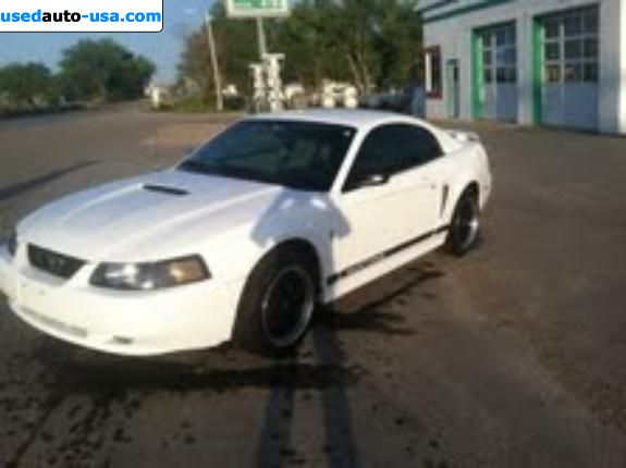 Car Market in USA - For Sale 2002  Ford Mustang