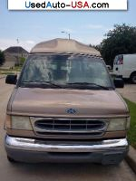Ford Econoline  used cars market