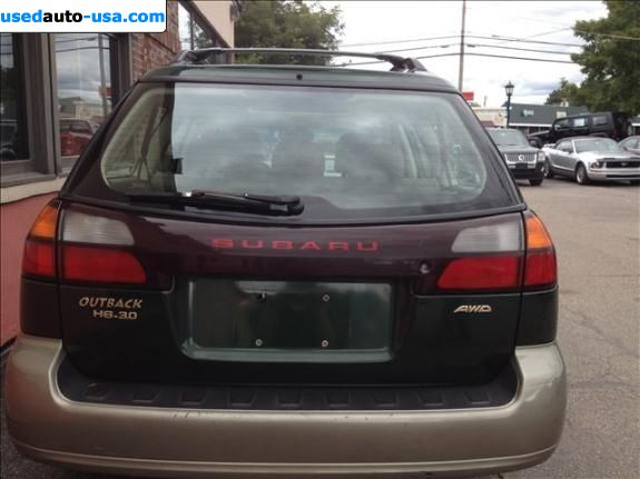 Car Market in USA - For Sale 2001  Subaru Outback