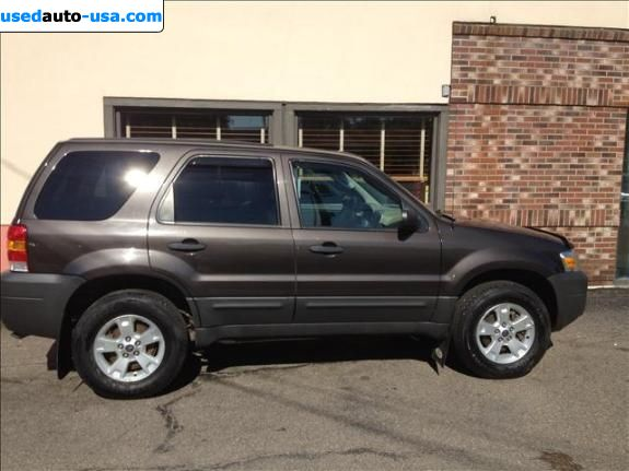 Car Market in USA - For Sale 2006  Ford Escape