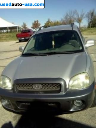Car Market in USA - For Sale 2004  Hyundai FE