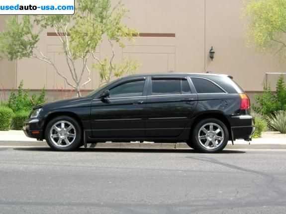for sale 2005 passenger car chrysler pacifica insurance rate quote price 2850. Black Bedroom Furniture Sets. Home Design Ideas