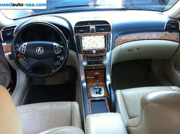 Car Market in USA - For Sale 2005  Acura TL