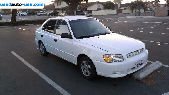 Car Market in USA - For Sale 2002  Hyundai GL