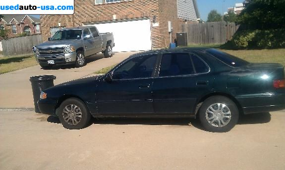 Car Market in USA - For Sale 1995  Toyota Camry