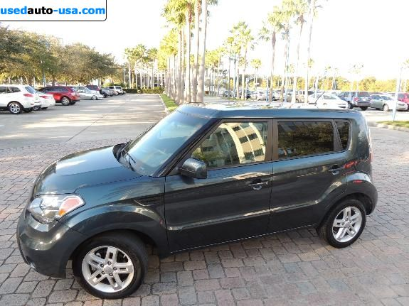 Car Market in USA - For Sale 2011  KIA Soul