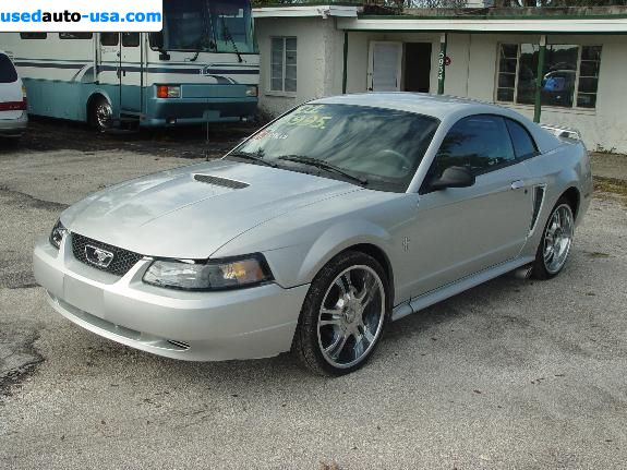 Car Market in USA - For Sale 2001  Ford Coupe