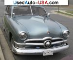 Car Market in USA - For Sale 1950  Ford Custom