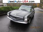 Mercedes Sl  used cars market