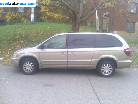 Car Market in USA - For Sale 2003   Country