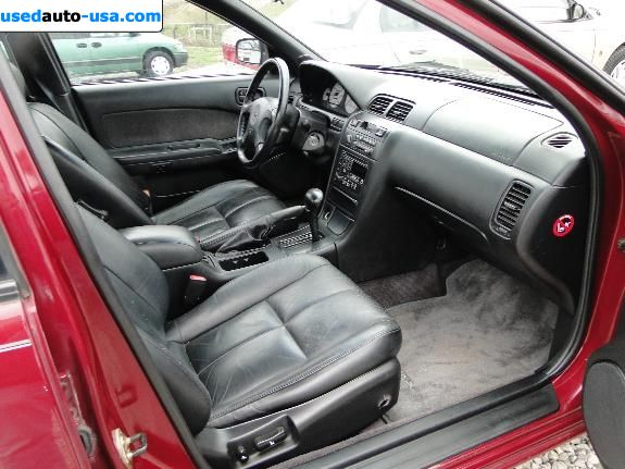 Car Market in USA - For Sale 1996  Nissan Maxima
