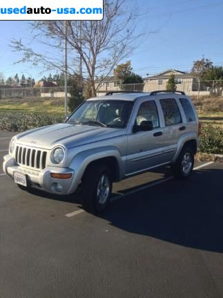 Car Market in USA - For Sale 2002  Jeep Liberty