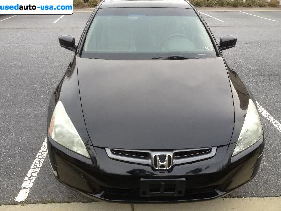 Car Market in USA - For Sale 2005  Honda EX