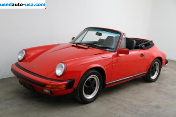 Car Market in USA - For Sale 1983  Porsche SC