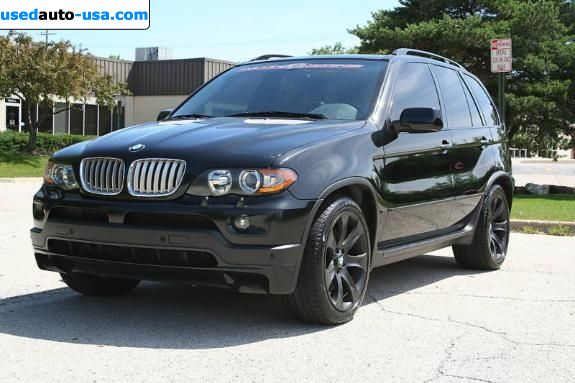 for sale 2006 passenger car bmw x5 chicago insurance rate quote price 18500. Black Bedroom Furniture Sets. Home Design Ideas