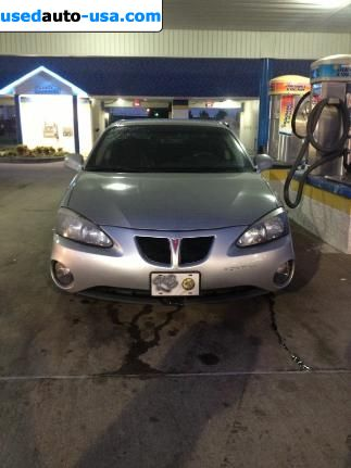 Car Market in USA - For Sale 2007  Pontiac Grand Prix
