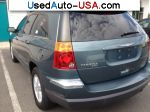 Chrysler Pacifica  used cars market