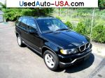 Car Market in USA - For Sale 2001  BMW X5
