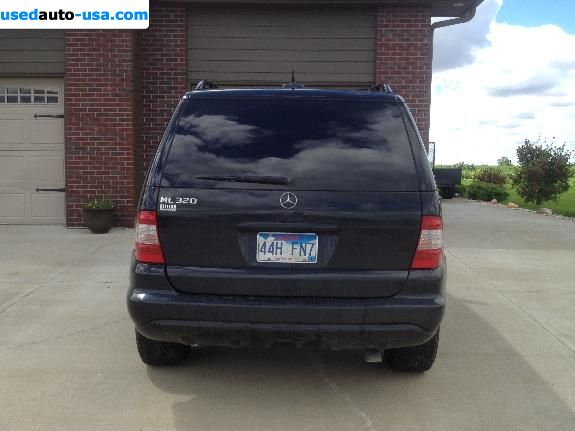 Car Market in USA - For Sale 2002  Mercedes ML