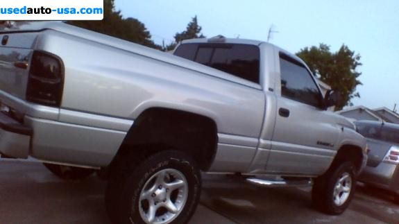 Car Market in USA - For Sale 2001  Dodge 1500