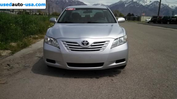 Car Market in USA - For Sale 2009  Toyota Camry