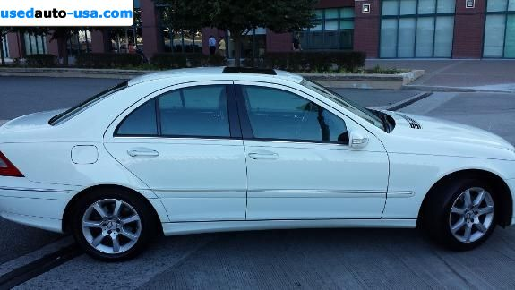 Car Market in USA - For Sale 2007  Mercedes C