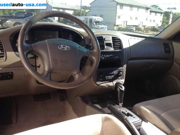 Car Market in USA - For Sale 2004  Hyundai GL