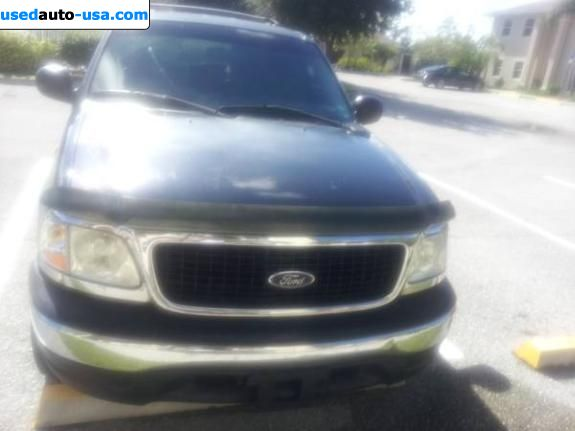 Car Market in USA - For Sale 2001  Ford Expedition