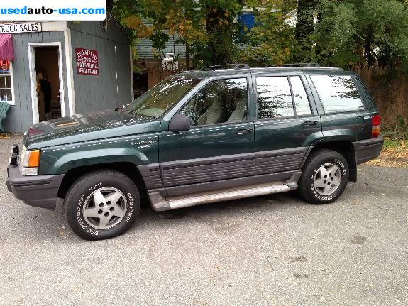 Car Market in USA - For Sale 1994  Jeep Cherokee