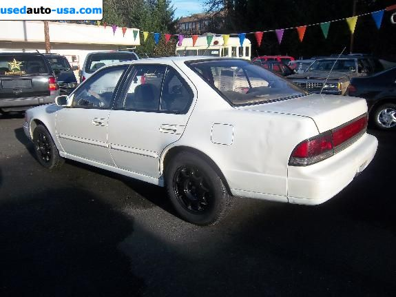 Car Market in USA - For Sale 1991  Nissan Maxima