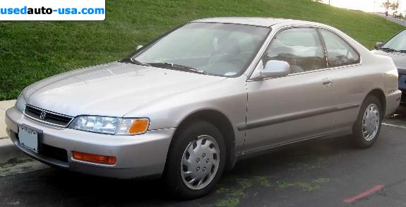 Car Market in USA - For Sale 1997  Honda Accord