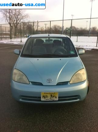 Car Market in USA - For Sale 2003  Toyota Prius
