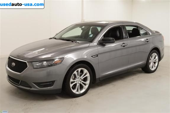 for sale 2013 passenger car ford taurus sho sport buffalo insurance rate quote price 25655. Black Bedroom Furniture Sets. Home Design Ideas