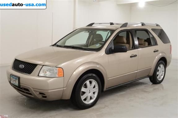 Car Market in USA - For Sale 2006  Ford Freestyle SE