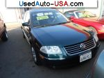 Car Market in USA - For Sale 2001  Volkswagen Passat