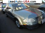 Car Market in USA - For Sale 2002  Volkswagen Passat
