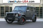 Mercedes G Class 63 AM  used cars market