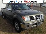 Nissan Frontier  used cars market