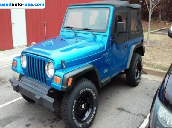 for sale 1999 passenger car jeep wrangler insurance rate. Black Bedroom Furniture Sets. Home Design Ideas