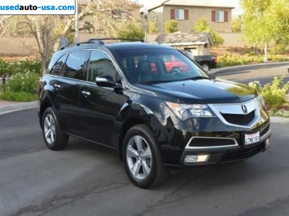 for sale 2013 passenger car acura mdx sunland insurance rate quote price 18000. Black Bedroom Furniture Sets. Home Design Ideas