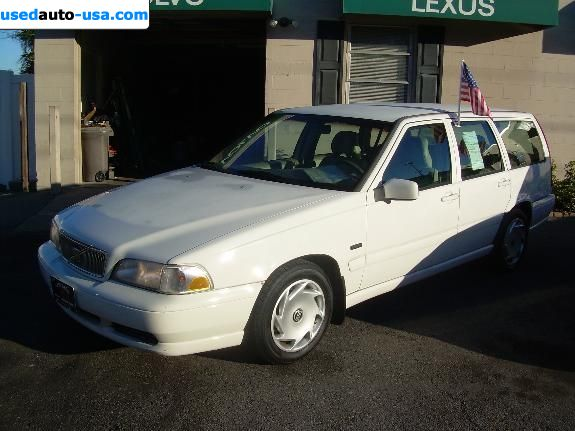 Car Market in USA - For Sale 1998  Volvo V70