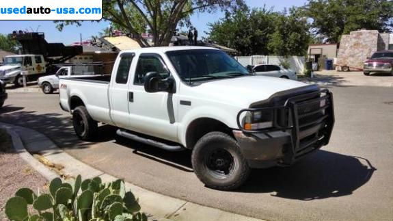 Car Market in USA - For Sale 2003  Ford F 250 F-250