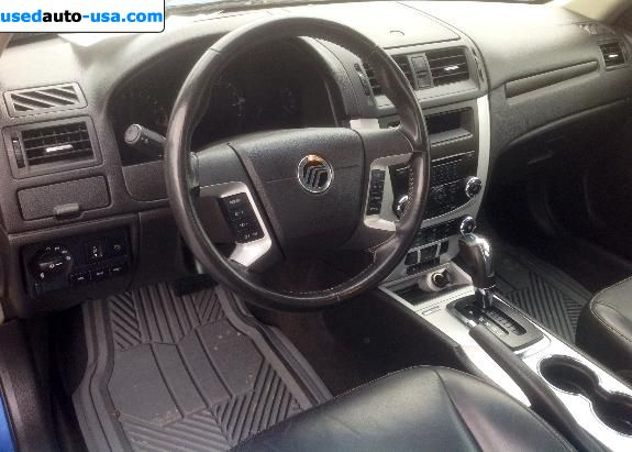 Car Market in USA - For Sale 2010  Mercury Milan Premier