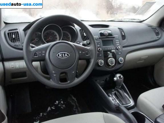Car Market in USA - For Sale 2012  KIA Forte EX