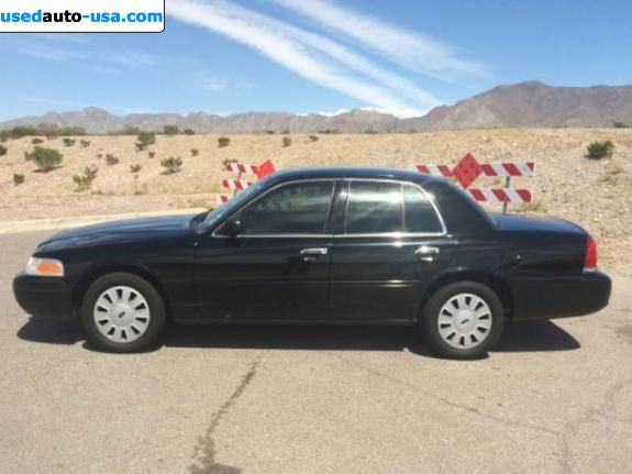 Car Market in USA - For Sale 2008  Ford Crown Victoria