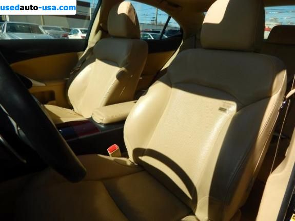 Car Market in USA - For Sale 2006  Lexus IS 250 AWD